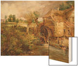 Mill at Gillingham  Dorset  1825-26