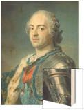 Portrait of King Louis XV 1748