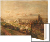 View of Florence  1898