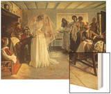 The Wedding Morning  1892