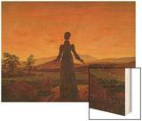 Woman at Dawn