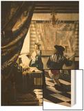 The Painter in His Studio 1665-66