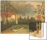 The Farm Yard  1896-98