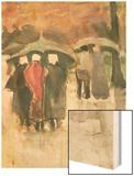 In the Rain  1882