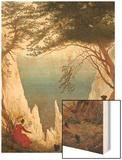 Chalk Cliffs on Rugen  C1818