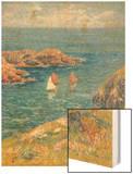 Ouessant  Jour de Calme  1905