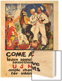 Learn Something  See Something in the US Navy  c1919