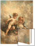 Cherubs in the Clouds