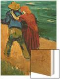 Eglogue En Provence - Un Couple D'Amoureux  1888