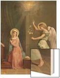 The Annunciation  1859