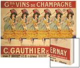 Gds Vins de Champagne  circa 1910