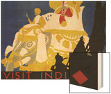 Visit India Poster