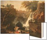 Cascade at Tivoli  Italy