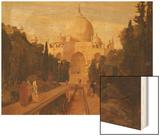 The Taj Mahal  1879