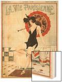 La vie Parisienne  Leo Fontan  1923  France