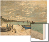 The Beach at Sainte-Adresse