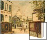 Le Sacre-Coeur a Montmartre