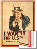 I Want You for the US Army  Recruitment