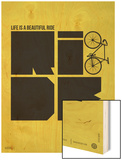 Life is a Ride Poster