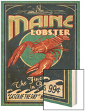 Lobster - Bar Harbor  Maine