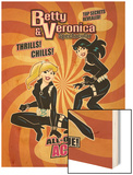 Archie Comics Cover: Betty & Veronica Spectacular No87 All Out Action Issue!
