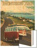 Monterey  California - VW Van