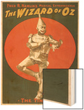 """""""The Wizard of Oz"""" Musical Theatre Poster No2"""