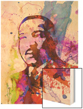 Martin Luther King Watercolor