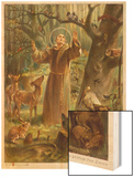 Saint Francis of Assisi  Preaching to the Animals