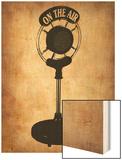Vintage Radio Microphone