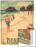Horseshoe Bay Beach Scene - Bermuda