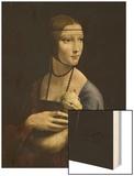 Portrait of Cecilia Gallerani (Lady with an Ermine)