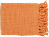 Tilda Throw - Burnt Orange *