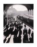 Victoria Station  London - 1934