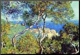 Claude Monet (Bordighera) Art Poster Print