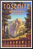 Yosemite  Glacier Point Hotel