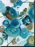 Sapphire Blooms II