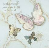 Be the Change-Blue