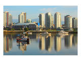 Vancouver Skyline &False Creek