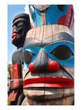 Totem Poles Pacific Northwest
