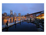 Vancouver from GranvilleIsland