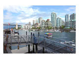 Ferry Terminal Vancouver BC