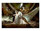 Ballet Dancer & Angel in Ruine