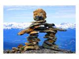 Inukshuk Mount Whistler Canada