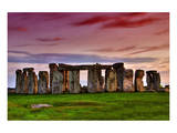 Stonehenge Sunset Amesbury UK