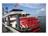 New Orleans Paddle Steamer