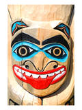 Totem Pole Close Up