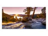 Eagle Falls Emerald Lake Tahoe
