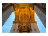 Arc De Triomphe of Paris