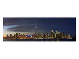 Toronto Cityscape Panorama
